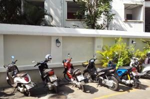bike rental in Chiang mai