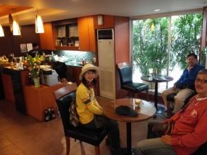viangbua mansion cafe